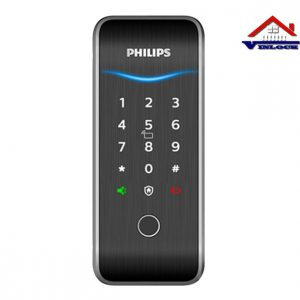 PHILIPS EASYKEY 5100 RIM LOCK